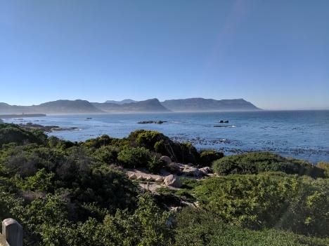 Amazing coastal views!