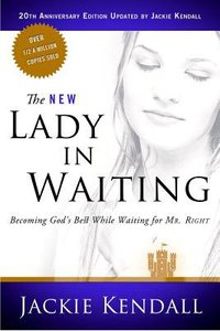The new edition of Lady in Waiting by Jackie Kendall