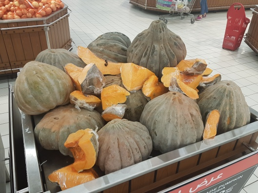 8. Some type of Pumpkin