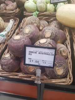 This is a cross between a cabbage and a turnip