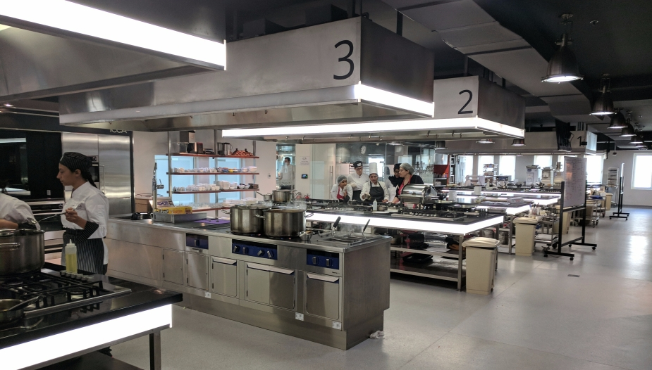 ICCA Cooking Stations