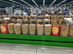 Bulk Spice Counter