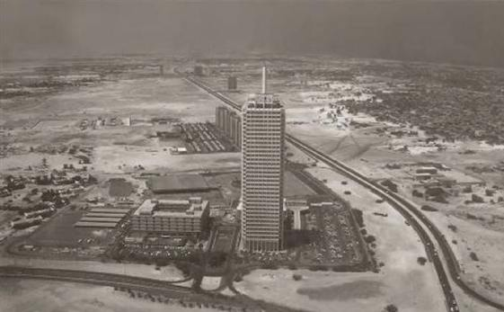 Dubai in the 1980s